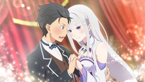 Re:Zero Kara Hajimeru Isekai Seikatsu -Death Or Kiss- - 5pb. (Studio)