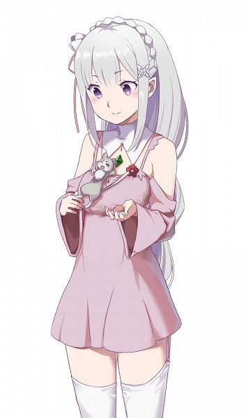 Tags: Anime, Pixiv Id 8085536, Re:Zero Kara Hajimeru Isekai Seikatsu, Pack (Re:Zero), Emilia (Re:Zero), Mobile Wallpaper, Fanart From Pixiv, Pixiv, Fanart, Re:zero − Starting Life In Another World