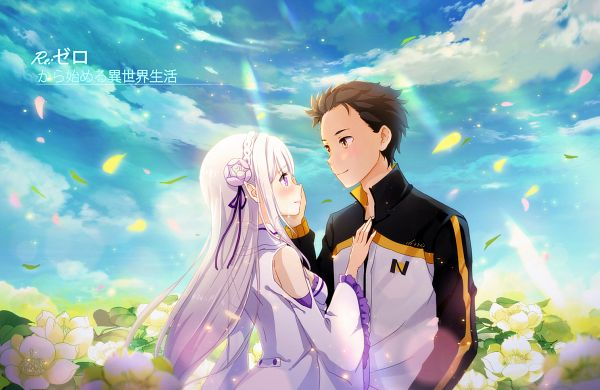 Tags: Anime, Dorris, Fanart, Fanart From Pixiv, Pixiv, Re:zero − Starting Life In Another World