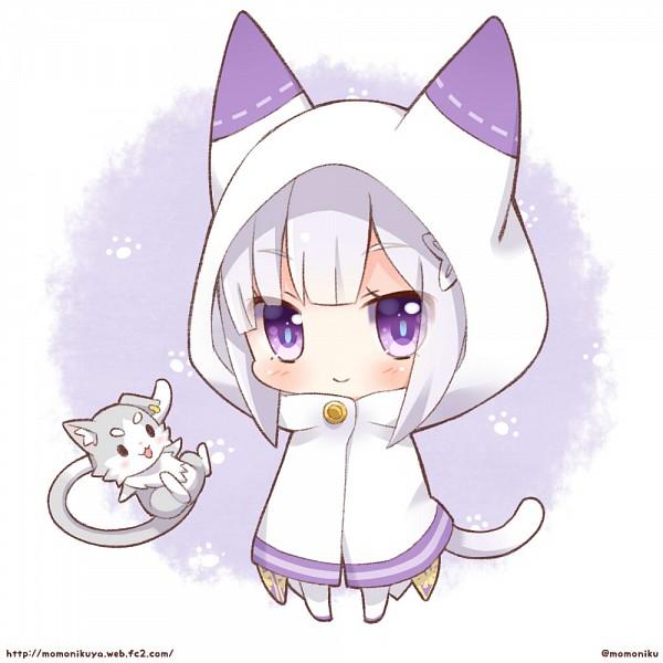 Tags: Anime, Noito, Re:Zero Kara Hajimeru Isekai Seikatsu, Pack (Re:Zero), Emilia (Re:Zero), Re:zero − Starting Life In Another World