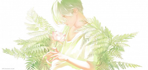 Tags: Anime, Re°, Facebook Cover, Pixiv, Original