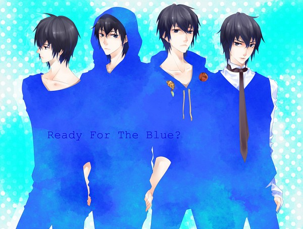 Tags: Anime, Fukuwa, Ready For the Blue?, Nico Nico Singer