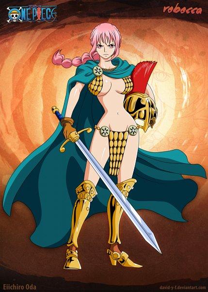 Tags: Anime, David-y-f, ONE PIECE, Rebecca (ONE PIECE), Vector, Fanart, Fanart From DeviantART, deviantART