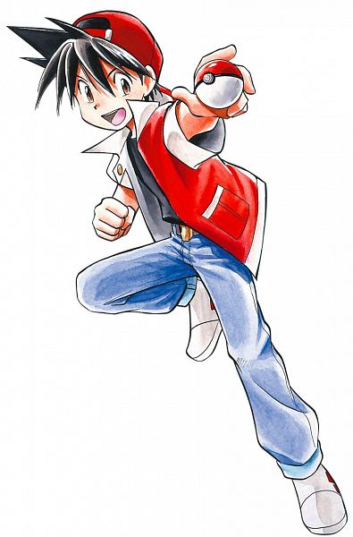 Red (Pokémon SPECIAL) - Pokémon SPECIAL