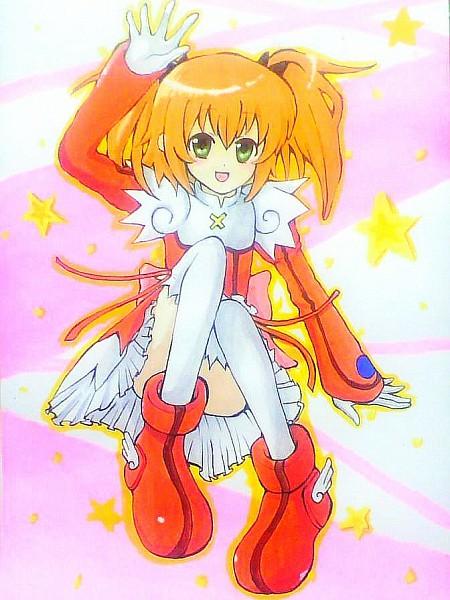 Red Angel - Minnazuki Haruka