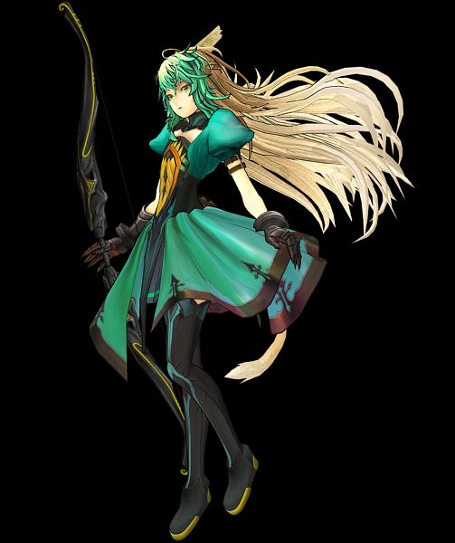 Tags: Anime, Sega, Fate/Grand Order Arcade, Fate/Grand Order, Red Archer, Official Art, 3D
