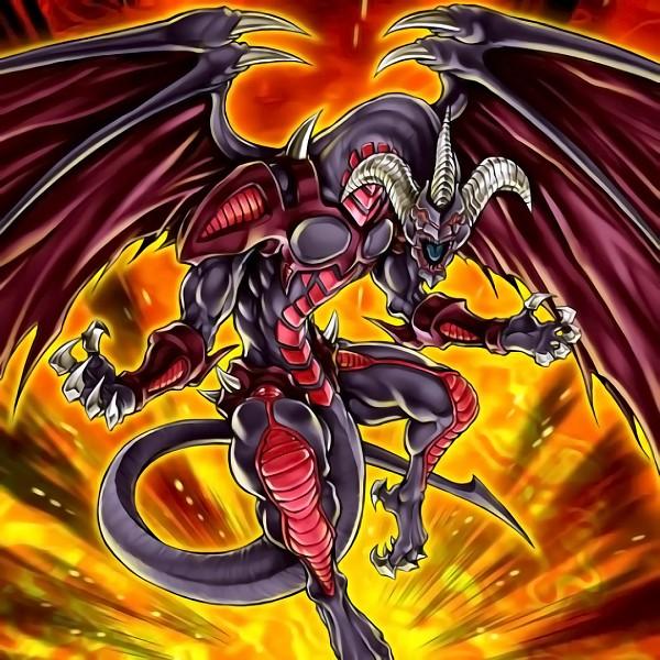 Red Dragon Archfiend - Yu-Gi-Oh! 5D's