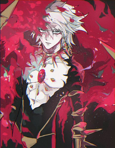 Tags: Anime, Pixiv Id 26729452, Fate/Grand Order, Red Lancer, Pixiv, Fanart, Fanart From Pixiv