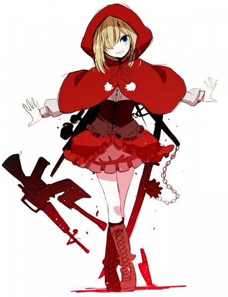 Red Riding Hood (Character) - Red Riding Hood