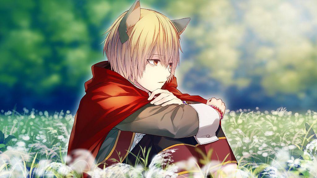 Tags: Anime, MELO (Pixiv3603676), Primula (Studio), Taishou x Alice, Red Riding Hood (Taishou x Alice), Wallpaper, CG Art