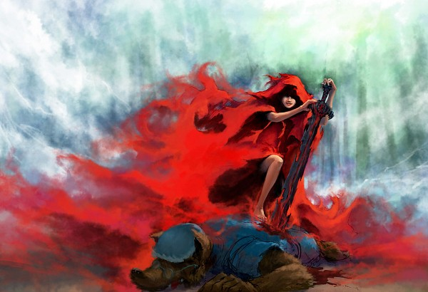 Tags: Anime, Red Riding Hood, Red Riding Hood (Character), Big Bad Wolf