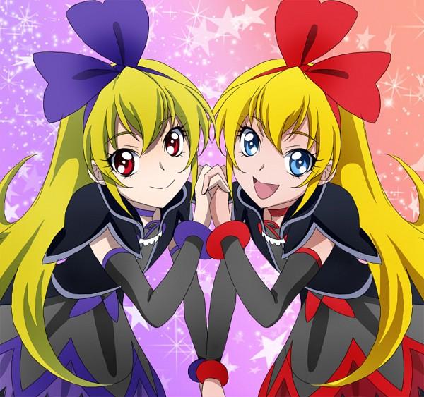 Tags: Anime, Masami (Artist), Dokidoki! Precure, Regina (Dokidoki), Gray Dress, Gray Outfit, Fanart, Fanart From Pixiv, Pixiv