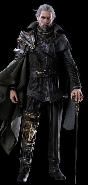 Regis Lucis Caelum CXIII - Final Fantasy XV