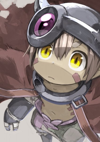 Tags: Anime, Yunar, Made in Abyss, Regu (Made in Abyss), Fanart, Fanart From Pixiv, Pixiv