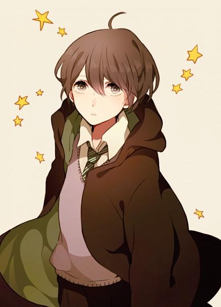 Tags: Anime, Pixiv Id 4758050, Harry Potter, Regulus Black, V-neck, Mobile Wallpaper, PNG Conversion, Pixiv, Fanart From Pixiv, Fanart, Slytherin House