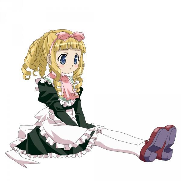 Tags: Anime, Nogizaka Haruka no Himitsu, Rein Alistia