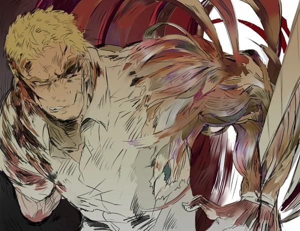 Tags: Anime, Umehara, Attack on Titan, Reiner Braun, Pixiv, Fanart, Fanart From Pixiv