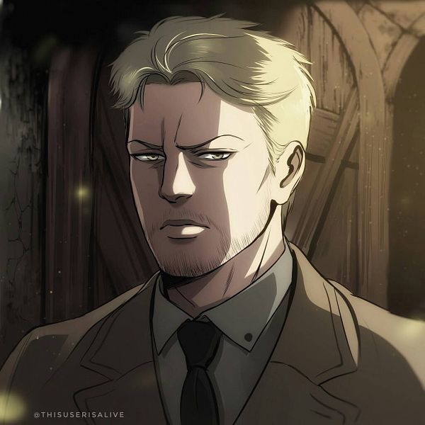 Tags: Anime, Sana Bareq, Attack on Titan, Reiner Braun, Fanart, After Shiganshina