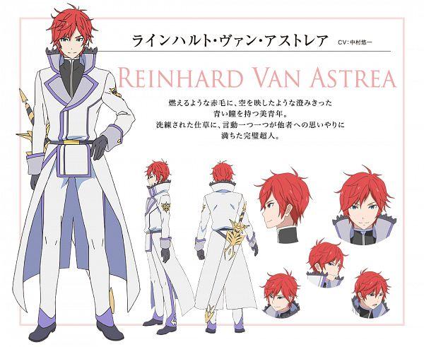 Reinhard van Astrea - Re:Zero Kara Hajimeru Isekai Seikatsu