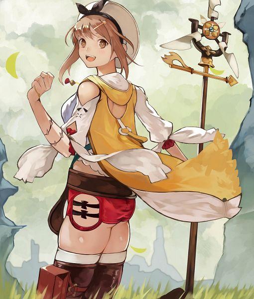 Tags: Anime, Pixiv Id 3584828, Atelier Ryza, Reisalin Stout, Pixiv, Fanart, Revision, Fanart From Pixiv