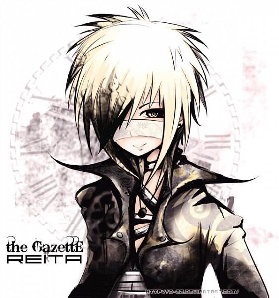 Reita (The GazettE) - The GazettE