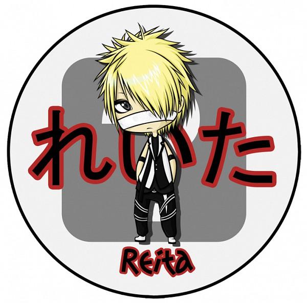Tags: Anime, Crazy-chibi (Artist), Reita (The GazettE), The GazettE