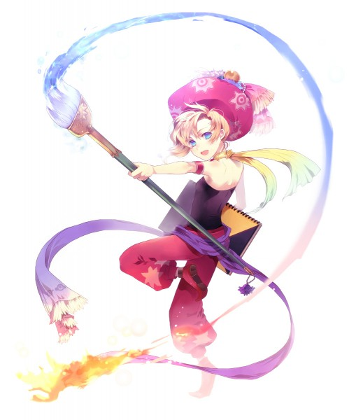Relm Arrowny - Final Fantasy VI
