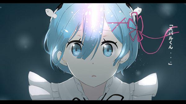Tags: Anime, Pixiv Id 14647470, Re:Zero Kara Hajimeru Isekai Seikatsu, Rem (Re:Zero), Wallpaper