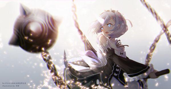 Tags: Anime, Pixiv Id 5042278, Re:Zero Kara Hajimeru Isekai Seikatsu, Rem (Re:Zero)