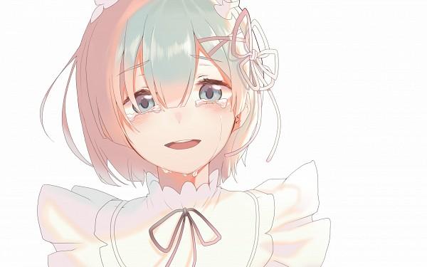 Tags: Anime, Pixiv Id 5224036, Re:Zero Kara Hajimeru Isekai Seikatsu, Rem (Re:Zero), Fanart, Fanart From Pixiv, HD Wallpaper, PNG Conversion, Pixiv, Wallpaper