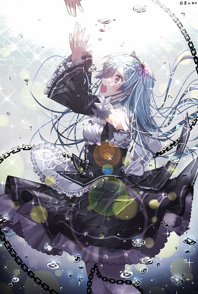 Tags: Anime, Pixiv Id 6638044, Re:Zero Kara Hajimeru Isekai Seikatsu, Rem (Re:Zero), Mobile Wallpaper