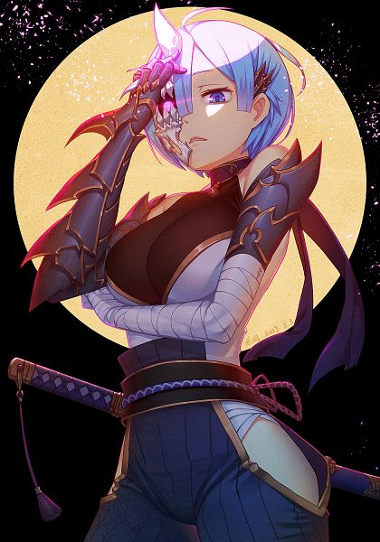 Tags: Anime, Pixiv Id 12729776, Re:Zero Kara Hajimeru Isekai Seikatsu, Rem (Re:Zero), Pixiv, Fanart, Fanart From Pixiv