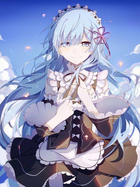 Tags: Anime, Lococo:p, Re:Zero Kara Hajimeru Isekai Seikatsu, Rem (Re:Zero), Fanart From Pixiv, Pixiv, Fanart