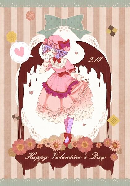 Tags: Anime, Satomachi, Touhou, Remilia Scarlet, Fanart