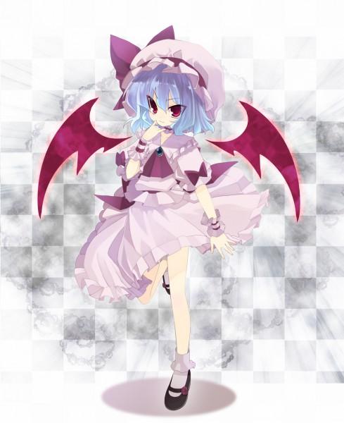 Tags: Anime, Tahya, Touhou, Remilia Scarlet