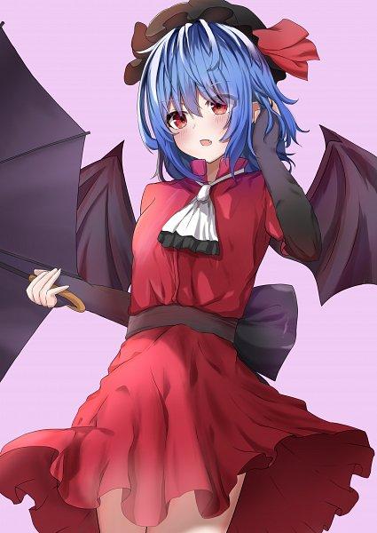 Tags: Anime, Pixiv Id 16006458, Touhou, Remilia Scarlet