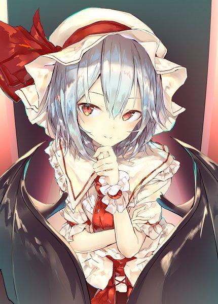 Tags: Anime, sakusyo, Touhou, Remilia Scarlet, Fanart, Fanart From Pixiv, Pixiv