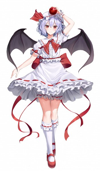 Tags: Anime, Pixiv Id 15231158, Touhou, Remilia Scarlet, Fanart From Pixiv, Pixiv, Fanart
