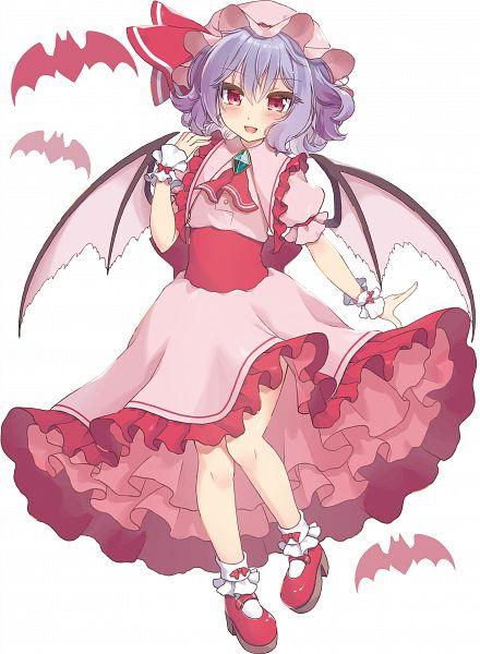 Tags: Anime, Beni Kurage, Touhou, Remilia Scarlet, Fanart, Fanart From Pixiv, Pixiv