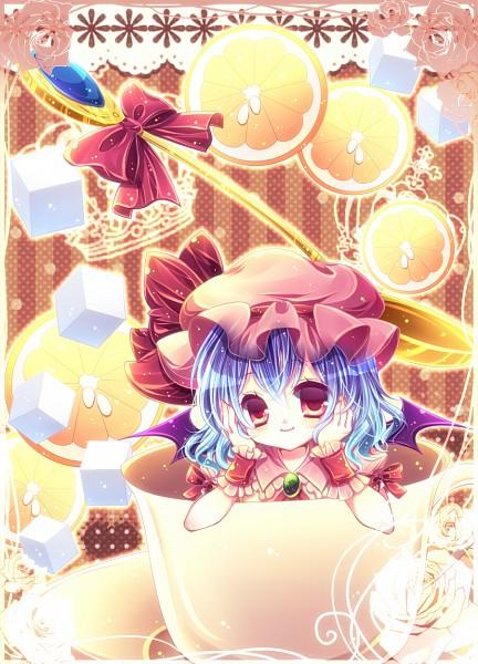 Tags: Anime, Momomiya Mion, Touhou, Remilia Scarlet