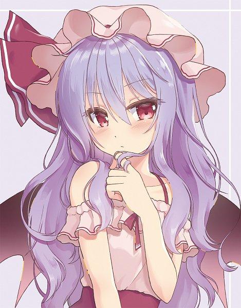 Tags: Anime, Beni Kurage, Touhou, Remilia Scarlet, Pixiv, Fanart, Fanart From Pixiv