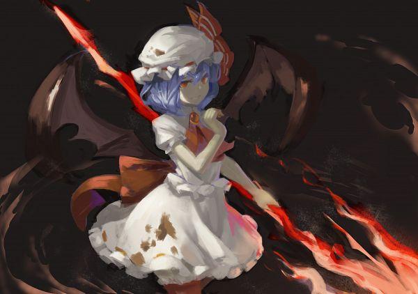 Tags: Anime, Pixiv Id 6041382, Touhou, Remilia Scarlet