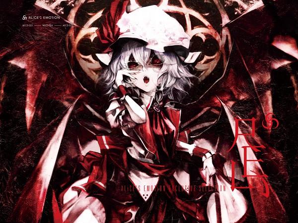 Tags: Anime, Banpai Akira, Touhou, Remilia Scarlet, Wallpaper, Pixiv