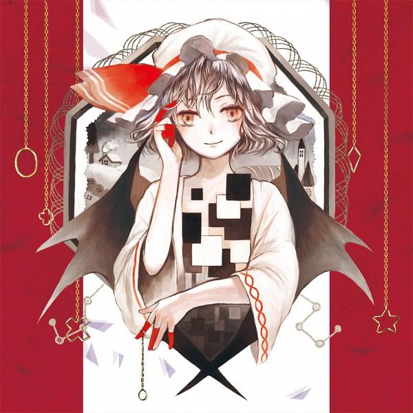 Tags: Anime, Sugi, Touhou, Remilia Scarlet, Hanging Star, Square, Pixiv