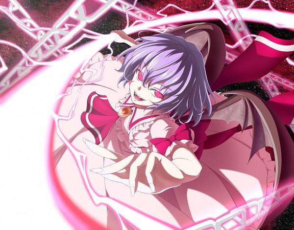 Tags: Anime, Mount Whip, Touhou, Remilia Scarlet, Pixiv, Fanart