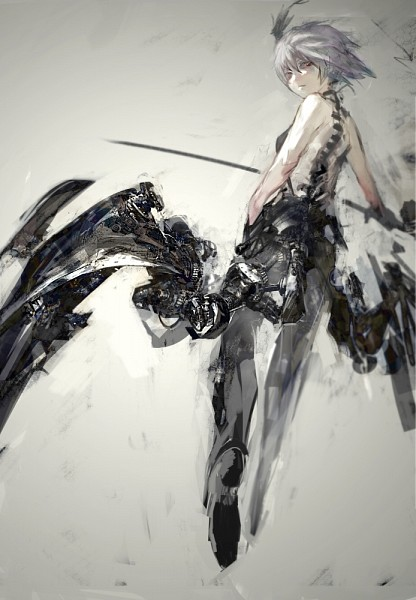 Tags: Anime, OGch, Touhou, Remilia Scarlet, Alternate Wings, Mobile Wallpaper, Fanart, Pixiv