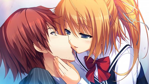 Tags: Anime, Tomose Shunsaku, Tigre Soft, Reminiscence, Shimazu Hidetaka, Kizuna (Reminiscence), Wallpaper, CG Art, HD Wallpaper