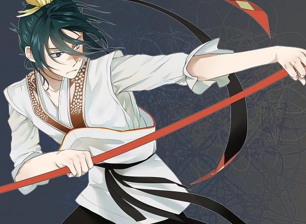 Tags: Anime, Pixiv Id 4680136, MAGI: The Labyrinth of Magic, Ren Hakuryuu, Pixiv, Fanart