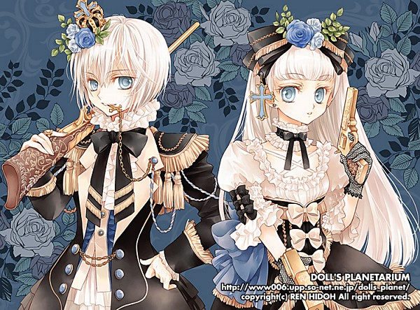 Tags: Anime, Ren Hidoh, Pixiv, Original