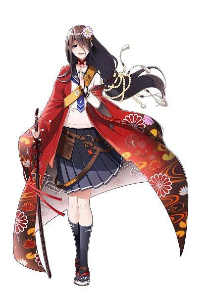 Ren Juzumaru (Juzumaru Ren) - Shinken!!